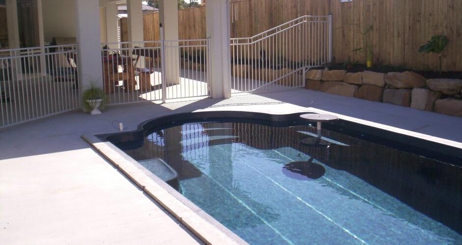 Waterside Pool Fencing - Aluminum Pool Fencing Railings and Barriers