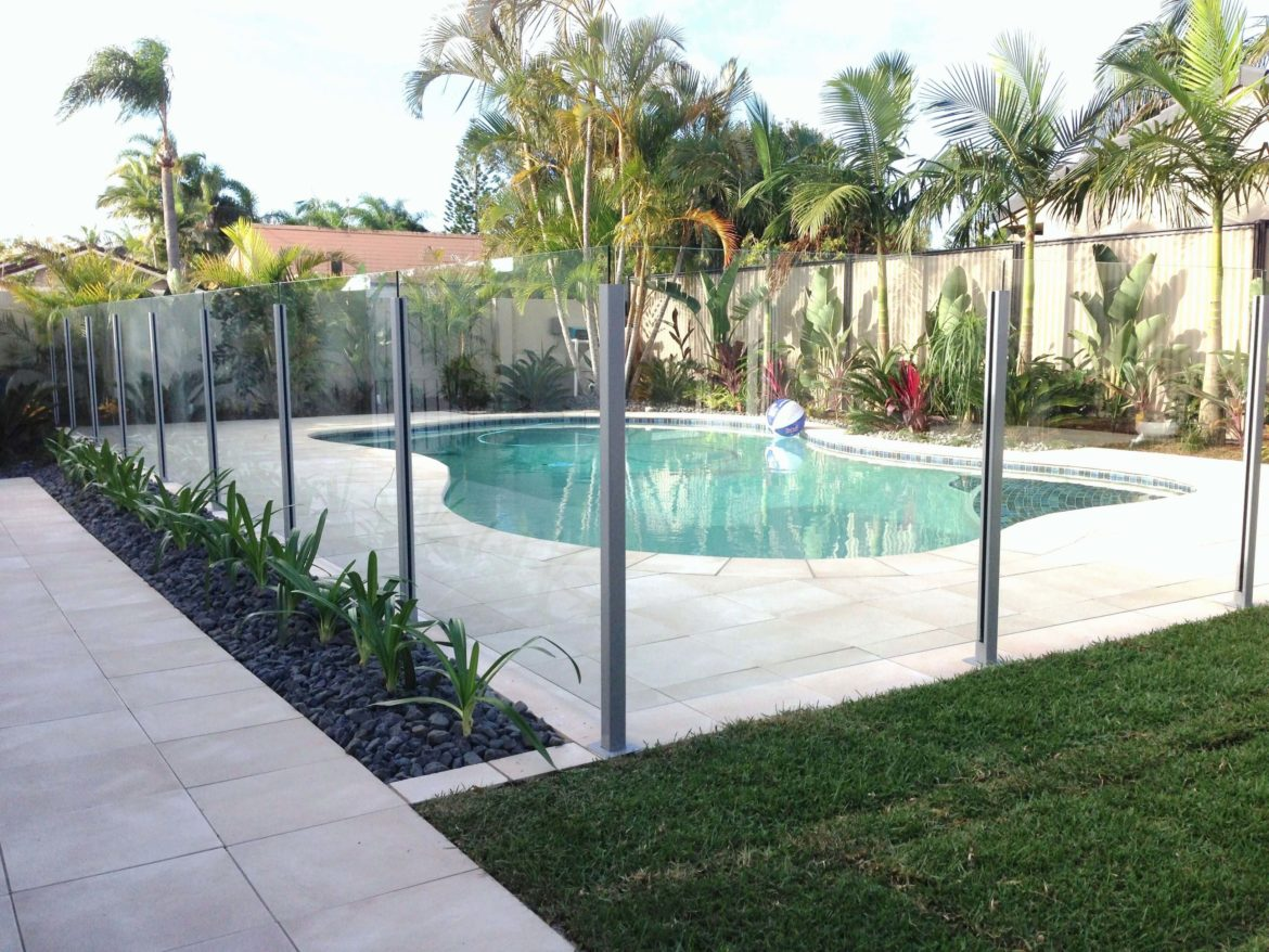 Waterside Pool Fencing - Durable Semi-Frameless Pool Glass Fencing