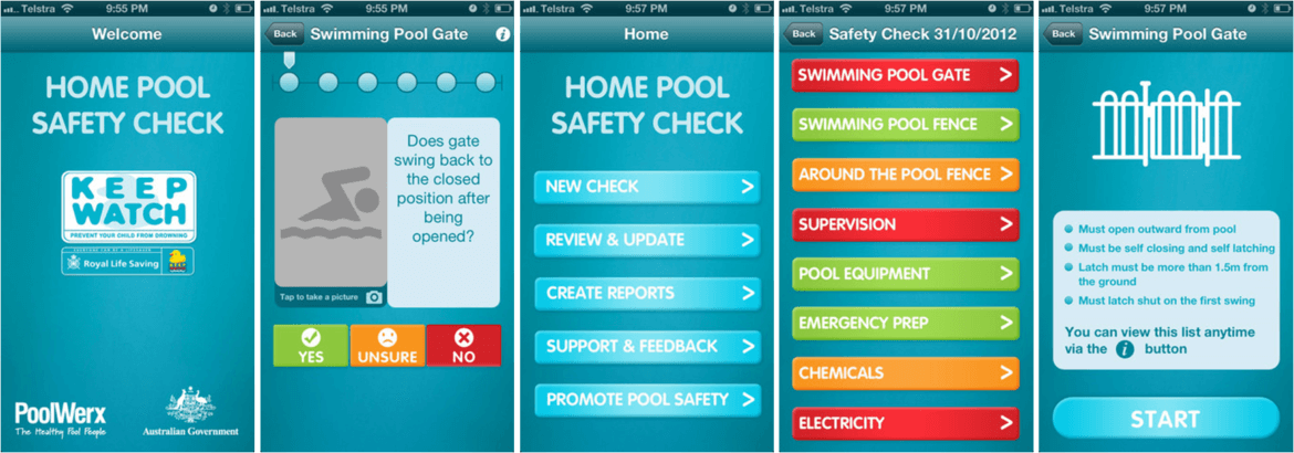 Waterside Pool Fencing - Pool Safety App Available for Download