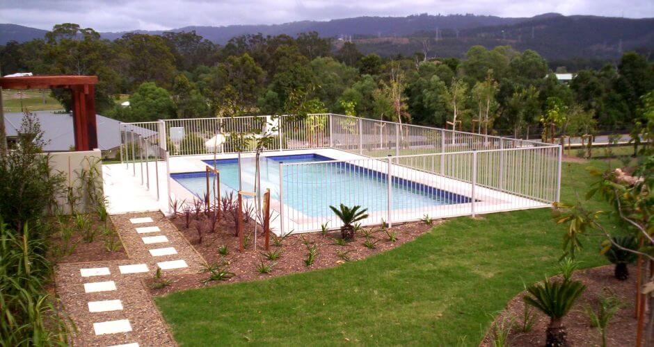 Waterside Pool Fencing - Quality Aluminum Pool Fencing Square