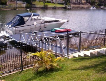 Waterside Pool Fencing - Safety Aluminum Pool Fencing