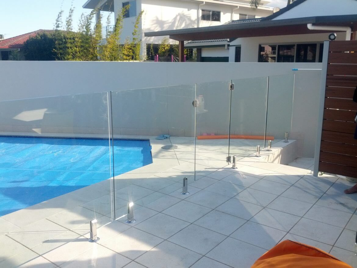 Waterside Pool Fencing - Safety Frameless Poolside Glass Fencing